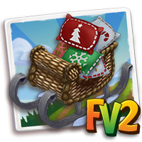 Sleigh seater decorations farmville 2 freereward for Farmville 2 decorations