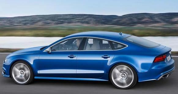 2016 Audi A7 USA