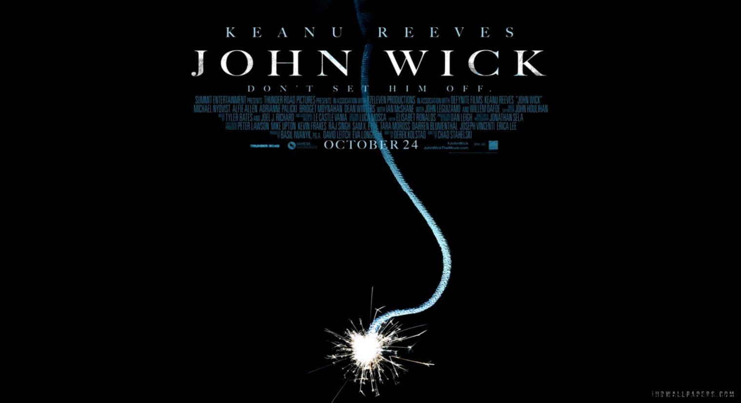 John Wick 2014   The Bomb   Wallpaper 003   Movie Smack Talk
