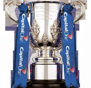 Keputusan Pusingan Keempat Capital One Cup