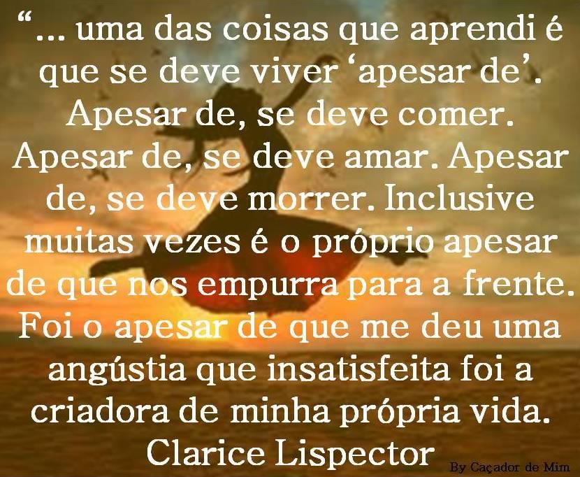 Frases Clarice Lispector