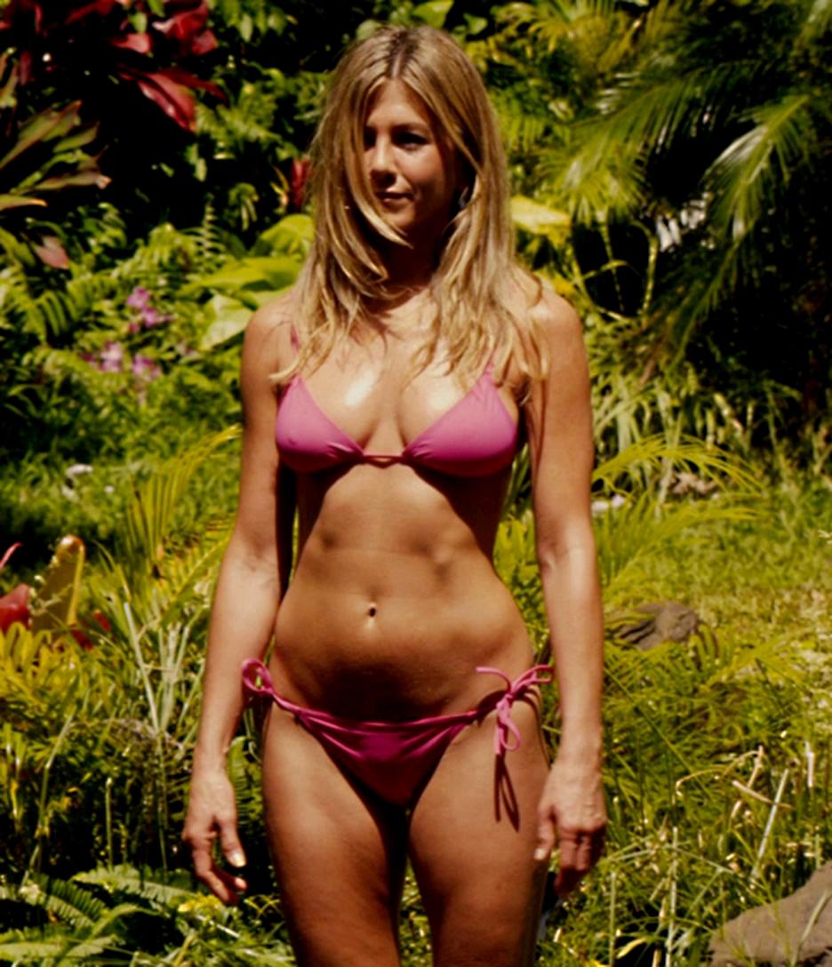 Jenifer ainistons nude tits