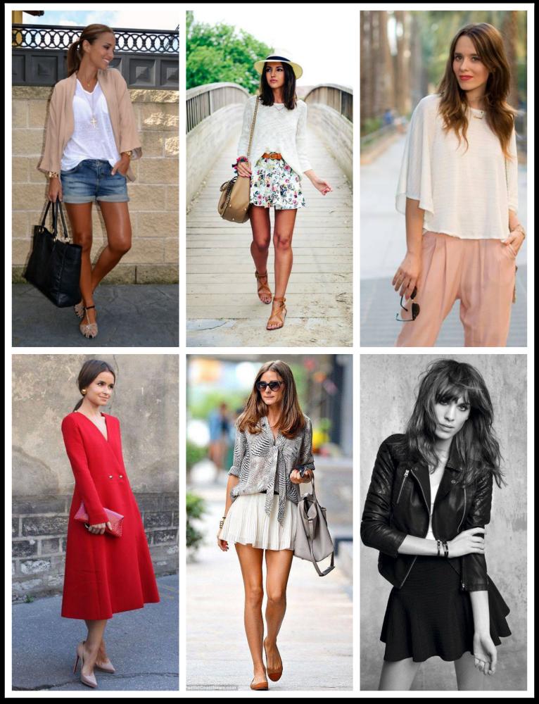 it girls egoobloggers moda fashion paula echevarría lovely pepa macarena gea miroslava duma alexa chung olivia palermo
