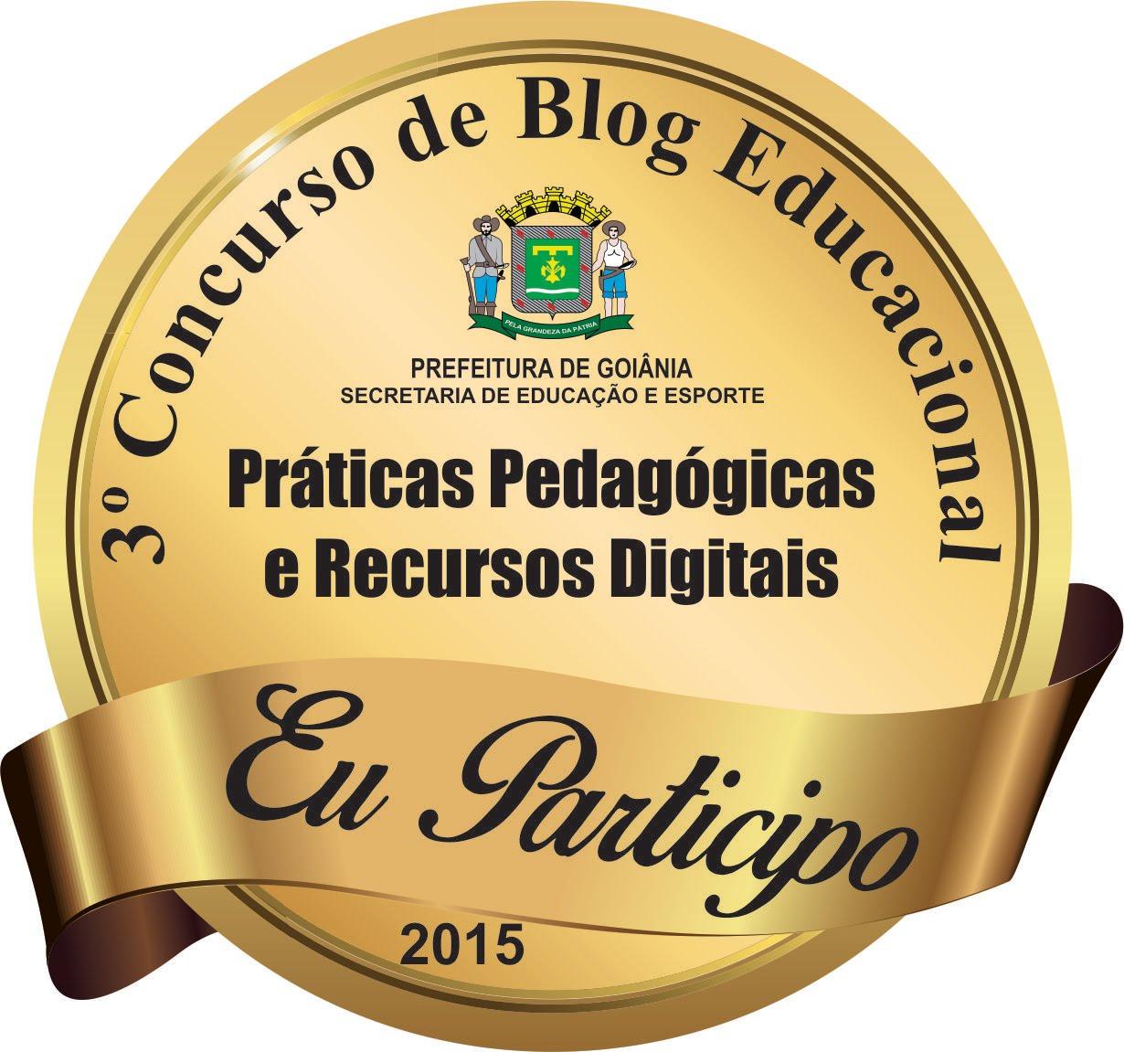 III Concurso de Blog Educacional da SME