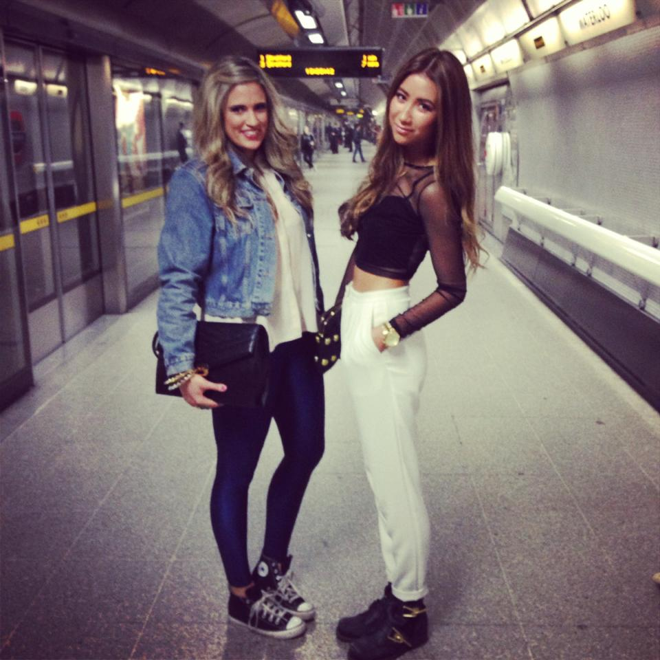 fashion, blogger, tube, london, style,