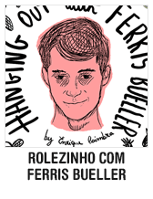Rolezinho com Ferris Bueller + Playlist férias de verão anos 80