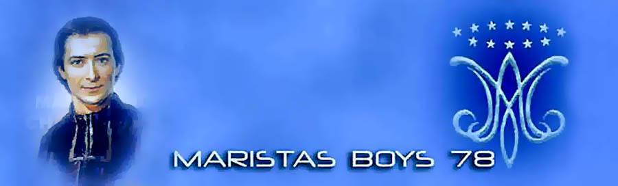 MARISTAS BOYS 78