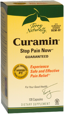 Curamin- Natural Pain Relief
