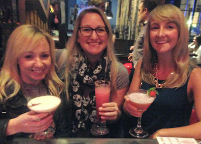 Three Blondes Cocktails