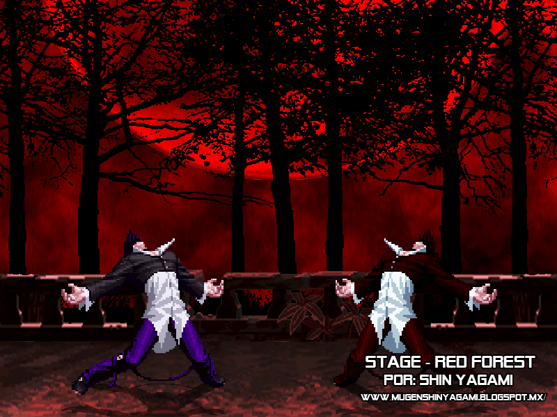 STAGE- Red Forest stage 02/08/14 (1280x720 & 640x480)  Mugen000