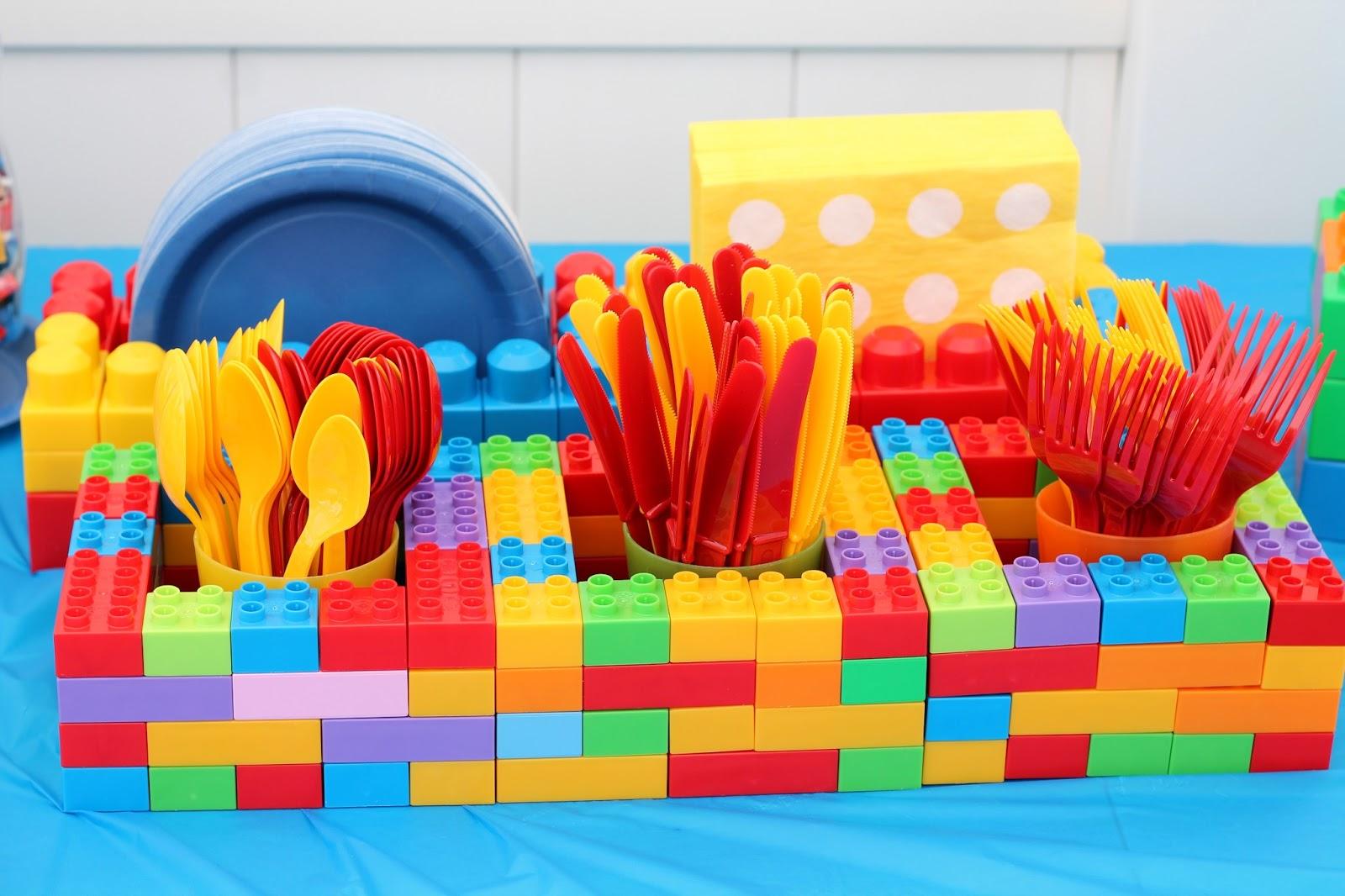 Lego birthday party find it make love