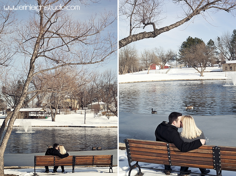 winter-snowy-engagement-shoot