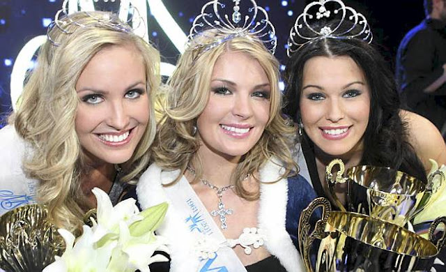 The Winner Miss Suomi (Finland)