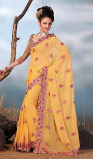 Saree-blouse