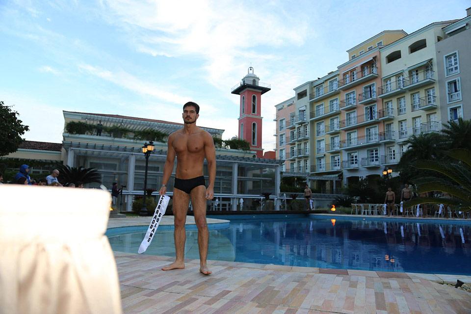 Mister Cerrado Goiano - Pedro Carvalho, 23 anos, 1,82 m - Foto: Leonardo Rodrigues
