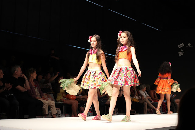 Oca-Loca Madrid Fashion Show SS15 | Chichi Mary Kid's Boutique