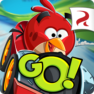 Free download official Angry Birds Go .APK Full Data