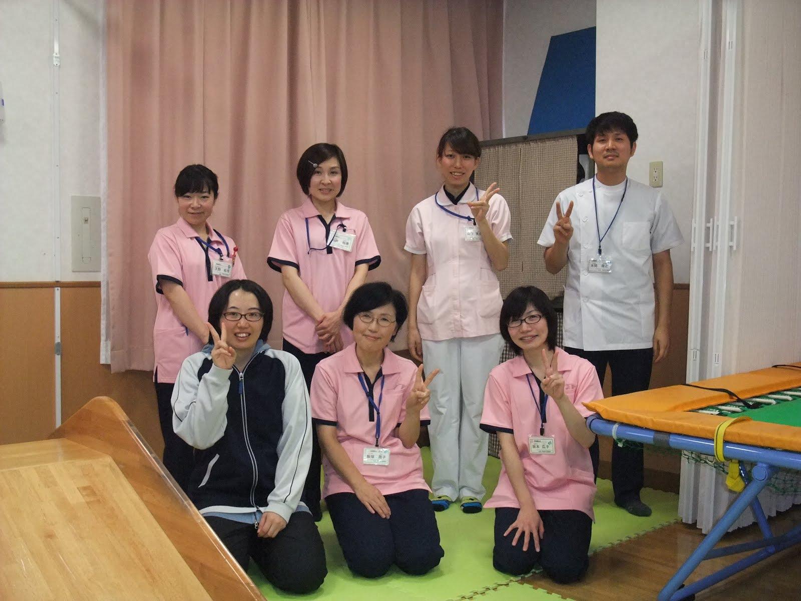 がんばれ研修医!!: シリーズ実習職場紹介~第6弾〜小児リハ