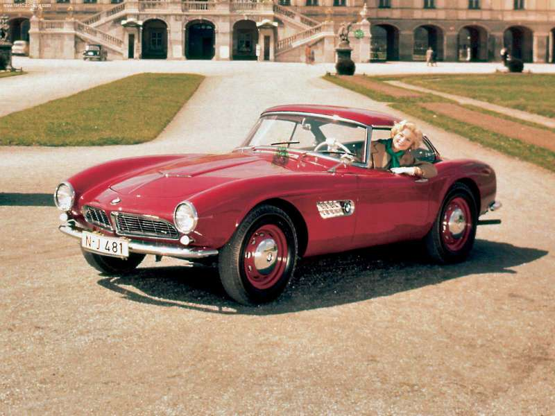 1955 - BMW 507 Wallpapers for PC ~ BMW Automobiles