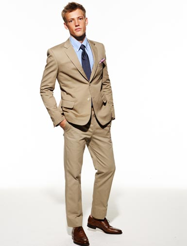 Debunking the Myth of Strictly Casual Khaki – 9tailors Blog
