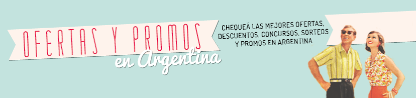Ofertas y Promos en Argentina
