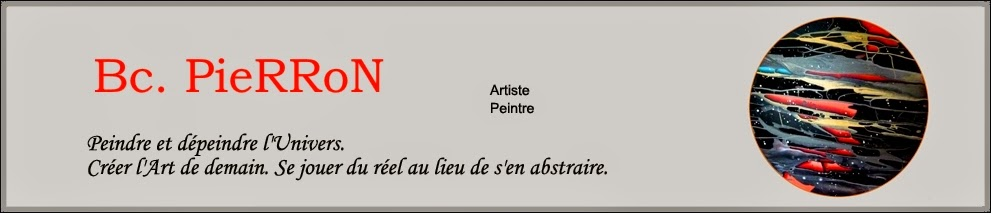 BC.PIERRON  peintre