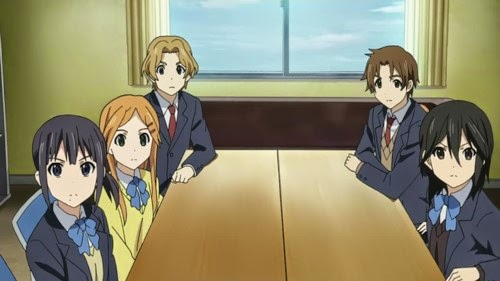 Kokoro Connect: Michi Random BD Episode 14 - 17 [END] Subtitle Indonesia