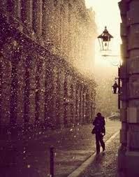 como la lluvia para Cosas que siento