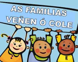 AS FAMILIAS VEÑEN Ó COLE