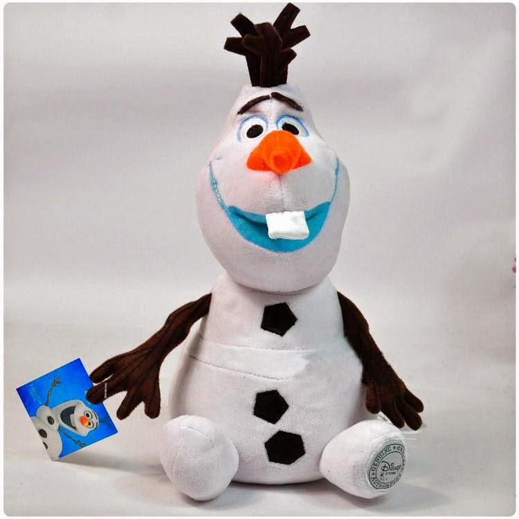 Peluche Olaf Muñeco de Nieve Frozen
