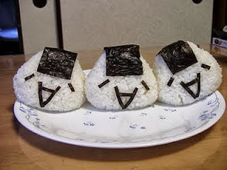 Oishii Resep Cara Membuat Onigiri Imut, Lucu dan Enak