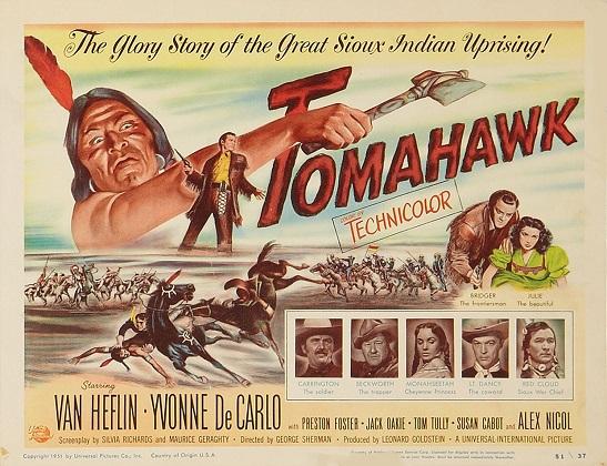 """Tomahawk"" (1951)"
