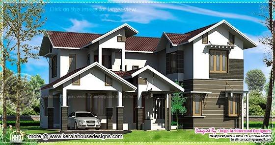 2441 square feet house