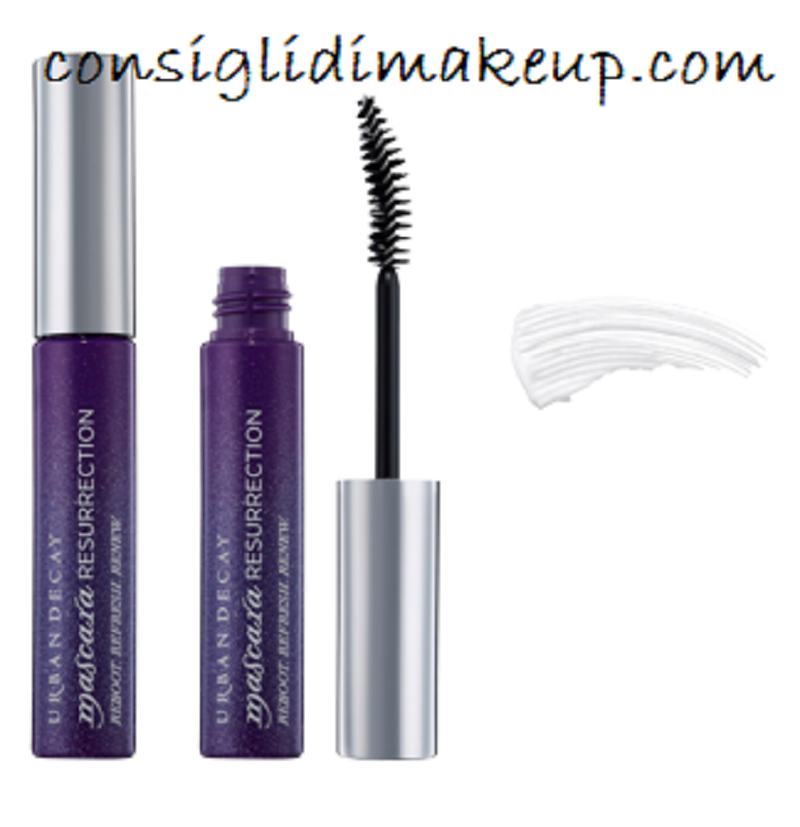 nuovo mascara resurrection urban decay
