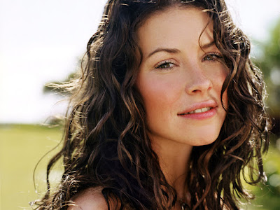 Evangeline Lilly Wide Screen Wallpaper