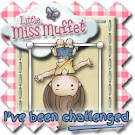 Little Miss Muffet challenge