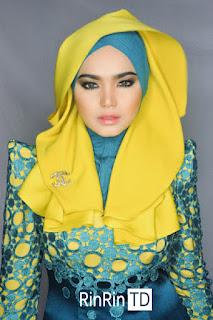 Jenis Jilbab untuk Bentuk Wajah Bulat