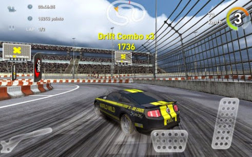 Real Drift Car Racing v2.1 Apk Obb Full