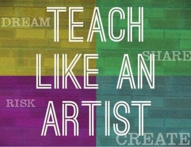 teach like an artist