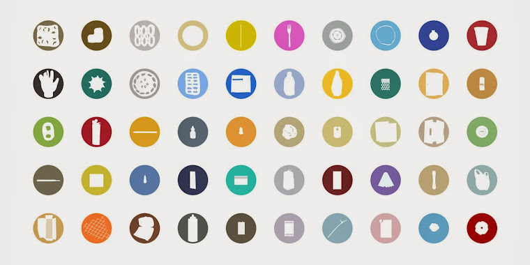 '50 Categories' graphic icons sampler