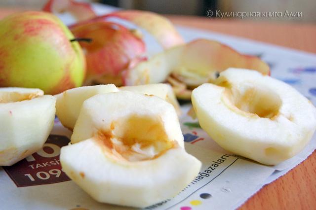 Как сделать сироп из яблока