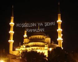 2013 Ramazan Ayı Oruç Başlangıç Tarihi