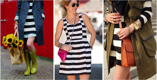 Here & Now : bold stripes