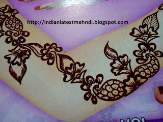 bail mehndi designs for arms 2