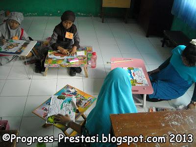 Foto Suasana Pesta Anak Kreatif - Progress Prestasi - Mojokerto