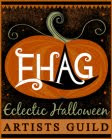 Prim Pumpkin is a happy member of EHAG