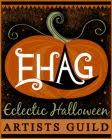 Prim Pumpkin is a happy member of EHAG