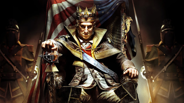 Assassins Creed III King Washington