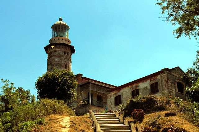 Cape Bojeador Lighthouse, Burgos, Ilocos Norte