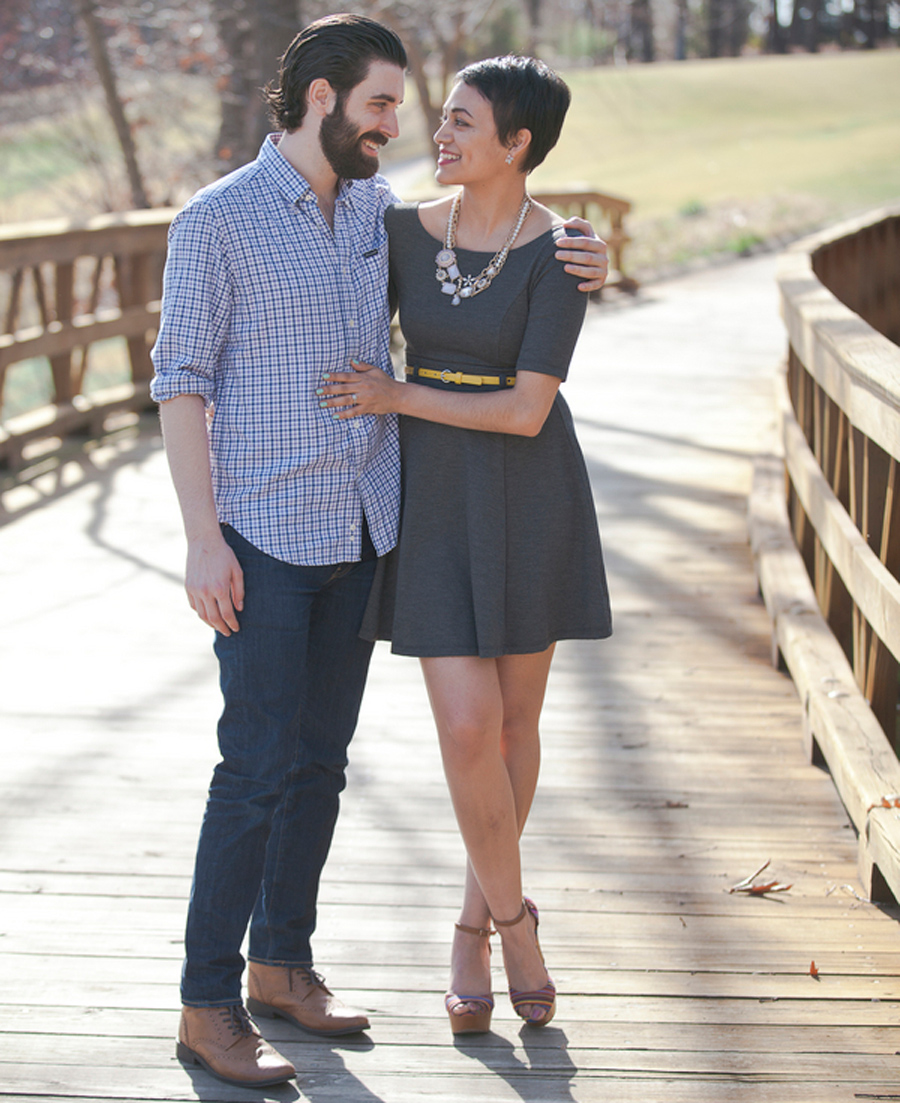 Savvy Deets Bridal: {Real Couples} Brittany & Doug's
